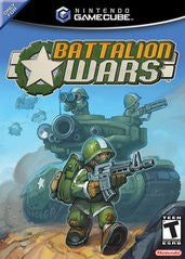 Battalion Wars for Gamecube Game