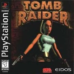 Tomb Raider for Playstation Game