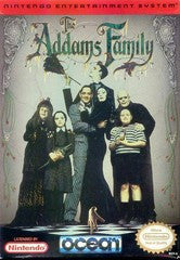 Addams Family for NES Game