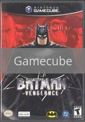 Image of Batman Vengeance original video game for Gamecube classic game system. Rocket City Arcade, Huntsville Al. We ship used video games Nationwide