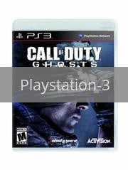 Image of Call of Duty Ghosts original video game for Playstation 3 classic game system. Rocket City Arcade, Huntsville Al. We ship used video games Nationwide