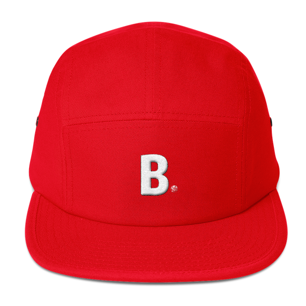 Red/Navy 5 Panel - Bricklandco