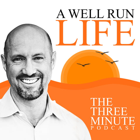 Support A Well Run Life's Podcast!