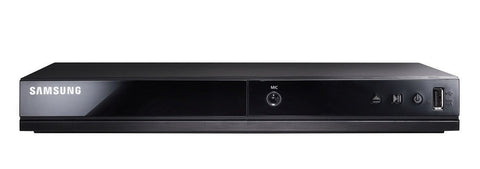 GS0506-Samsung DVD-E360K Region Free DVD Player with USB and Karaoke