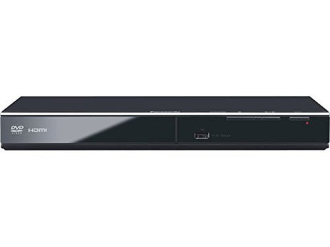 GS0510-Panasonic DVD Player DVD-S700 (Black)