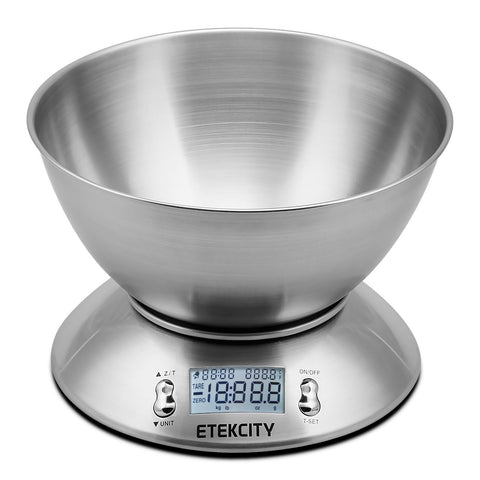 GS2026-Etekcity Digital Food Kitchen Scale