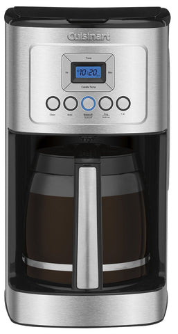 GS2051-Cuisinart DCC-3200 Perfect Temp 14-Cup Programmable Coffeemaker, Stainless Steel