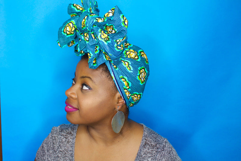The Attalia Headwrap