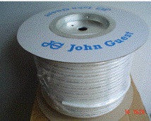 "1/2"" OD LLDPE Tubing In White, 250 Foot Coil"