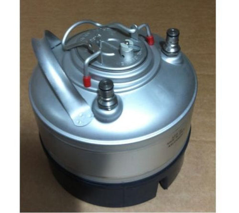 Brand New S/S Cornelius Style 5 Litre Mini Jolly Tank (Home Brewing)