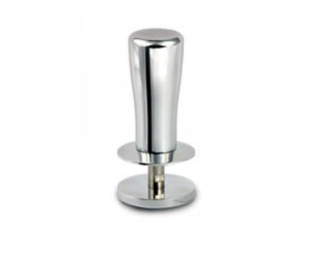 Polished Aluminium Dynametric Coffee Tamper,  57mm Diameter x 120mm Height
