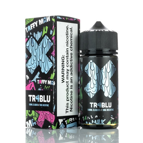 TR4BLU by Taffy Man - 100ML