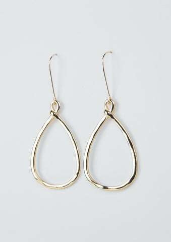 Haven Earrings - Gold - m-use