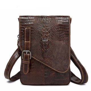 Alligator Messenger Bags