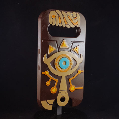 Zelda Breath of the Wild Inspired Sign / Plaque Prop Replica - Sheikah Slate FULL SIZED