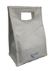 Eco friendly cotton lunch tote