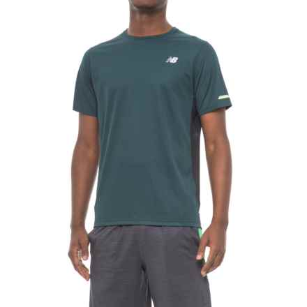 New Balance Ice SS Men's Crew