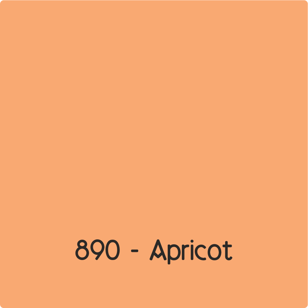 Oracal 631 - Apricot