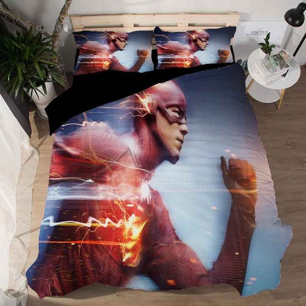 Premium SuperHero Bedding Set!! 55% OFF!!