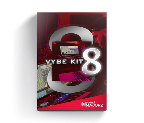 soundMajorz | Vybe Kit 8 (MUST COP!!!) - Drum Kit - SoundMajorz | Vybe & DiMuro Kits, Samples, Loops, MIDI Files & More - Buy & Download