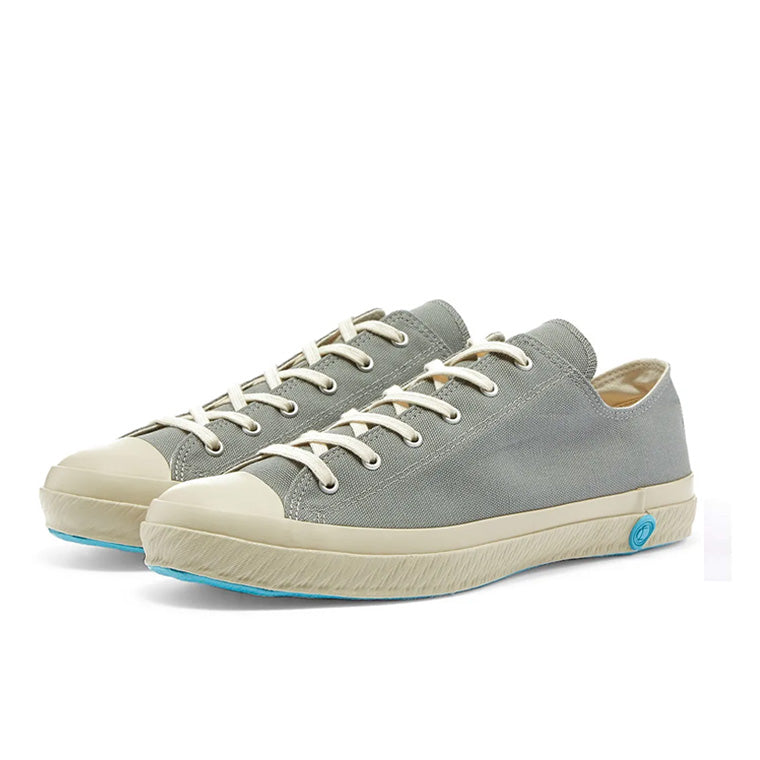 Shoes Like Pottery 01JP Grey Canvas Sneakers