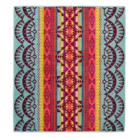 Pendleton Canyonlands Desert Sky Jacquard Spa Towel