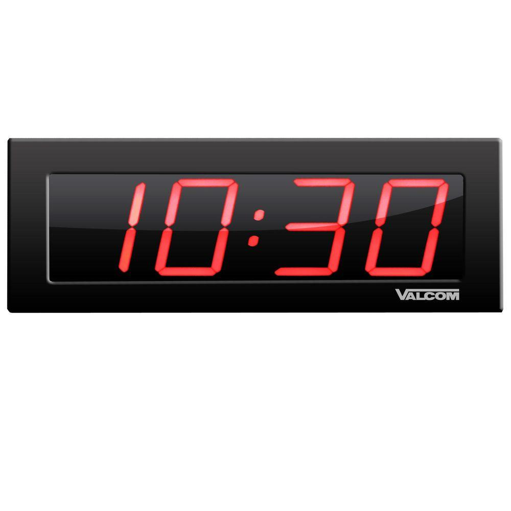 Digital LED Clock 4 Digits