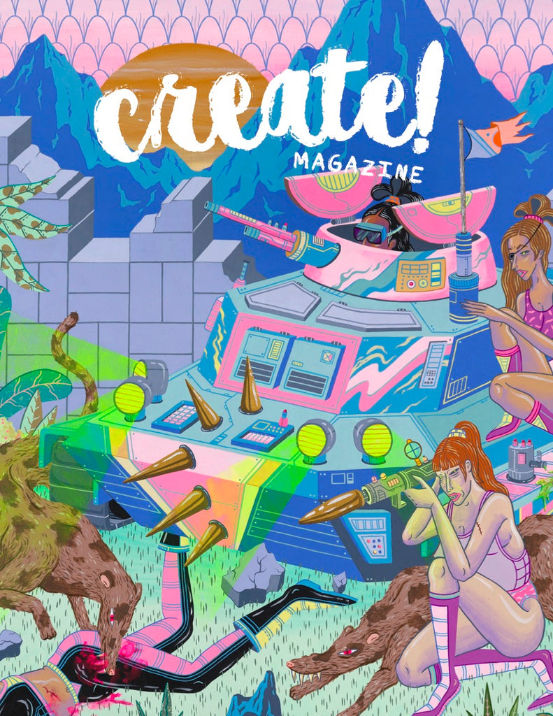 Create! Magazine Miami Edition Digital Issue