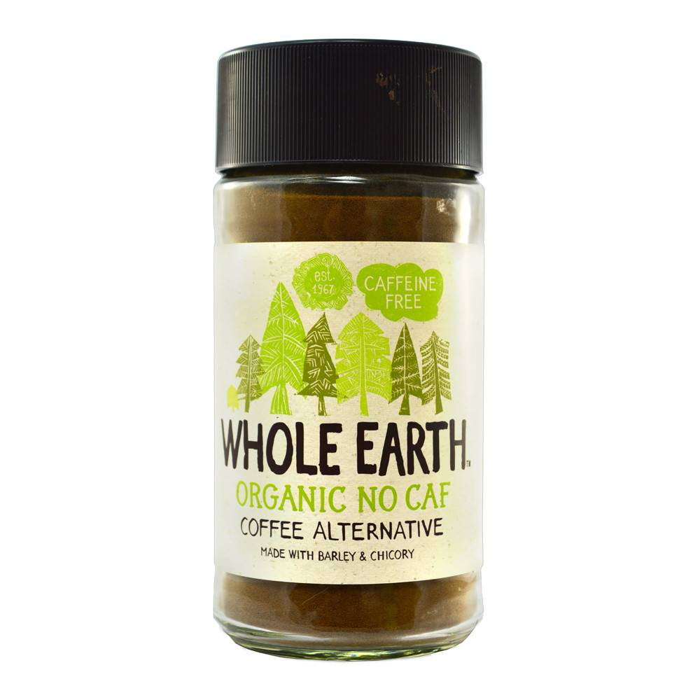 Whole Earth Organic Coffee Alternative Decaf 100g