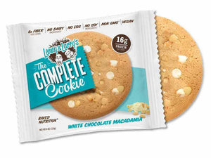 Complete Cookie White Chocolate Macadamia 113g - Shipping From Just £2.99 Or FREE When You Spend £55 Or More