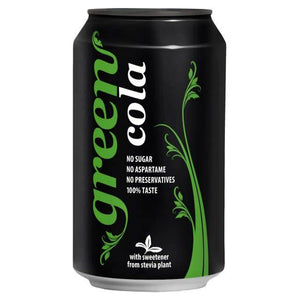 Green Cola 330ml - Shipping From Just £2.99 Or FREE When You Spend £55 Or More