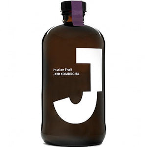 JARR Passion Fruit Kombucha 240ml - Shipping From Just £2.99 Or FREE When You Spend £55 Or More