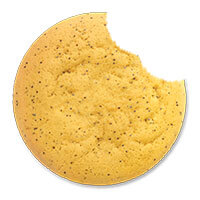 Lenny & Larry's Complete Cookie Lemon Poppy Seed 113g