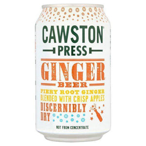 Cawston Press Ginger Beer 330ml - Shipping From Just £2.99 Or FREE When You Spend £55 Or More