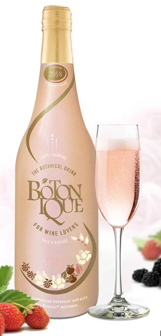 Botonique Blush 750ml (Non-Alcoholic) - Shipping From Just £2.99 Or FREE When You Spend £55 Or More