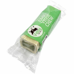 V-Dog Jumbo Veggie Chew - Peppermint & Parsley 210g