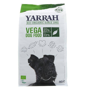Yarrah Vegetarian Organic Adult Dog Food 2kg