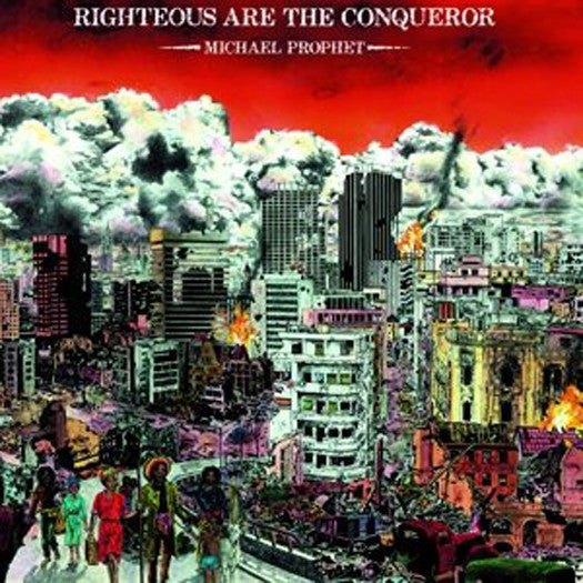 MICHAEL PROPHET RIGHTEOUS ARE THE CONQUEROR LP VINYL NEW 2014 33RPM
