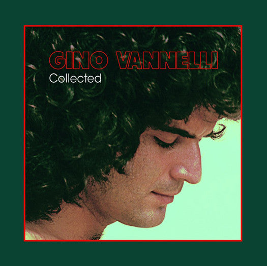 GINO VANNELLI COLLECTED LP VINYL 33RPM NEW
