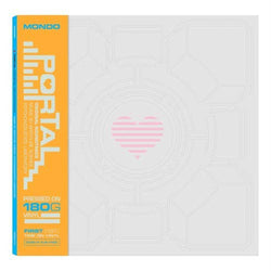 Aperture Science Portal Soundtrack Vinyl LP New Pre Order 21/06/19