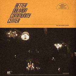 Better Oblivion Community Center Indies Orange Vinyl LP New 2019