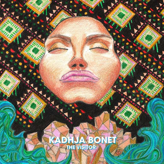 KADHJA BONET Visitor LP Vinyl NEW