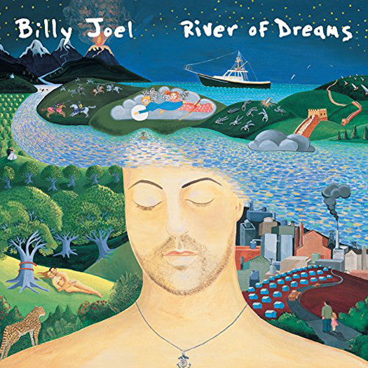 BILLY JOEL RIVER OF DREAMS LIMITED EDITION LP VINYL NEW (US) 33RPM