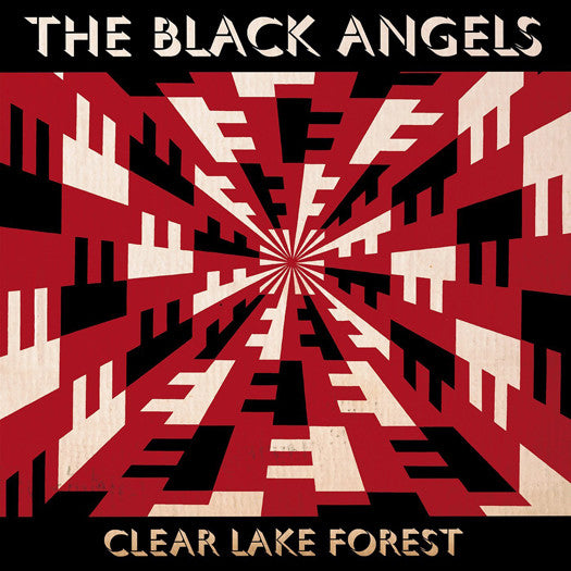 BLACK ANGELS THE CLEAR LAKE FOREST LP VINYL NEW 2014 ` 33RPM