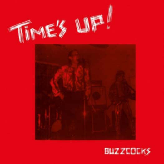 BUZZCOCKS Time's Up! LP Vinyl NEW 2017