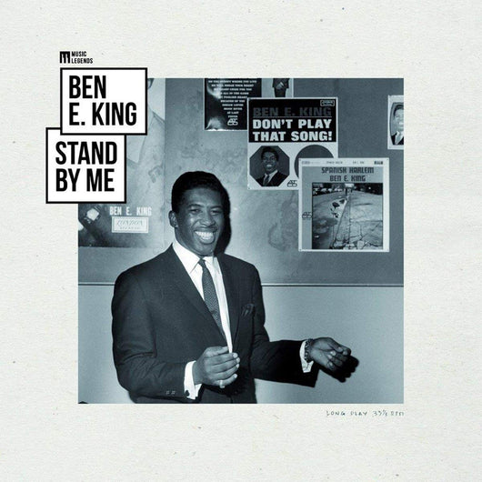Ben E King Stand By Me Vinyl LP New 2018