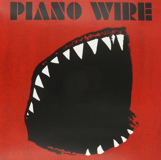 PIANO WIRE GENIUS OF CROWD 12 INCH VINYL SINGLE NEW