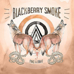 BLACKBERRY SMOKE Find A Light LP Indies White Vinyl NEW 2018