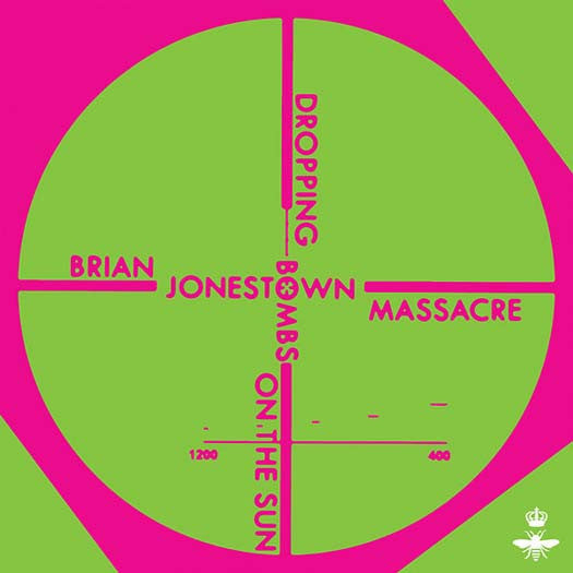 THE BRIAN JONESTOWN MASSACRE Dropping Bombs On The Sun 10