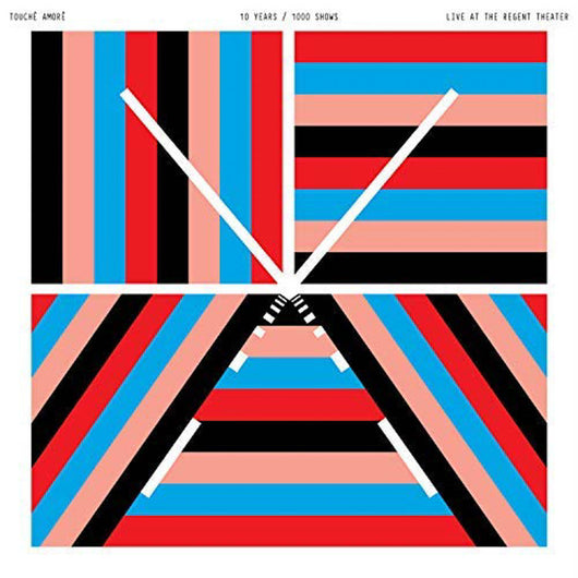 Touche Amore 10 Years 1000 Shows Double  Vinyl LP New 2018